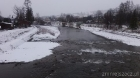 Biały Dunajec zimą
