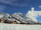 Piekna alpejska zima