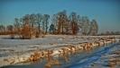 W drodze na zimowe łowisko ...